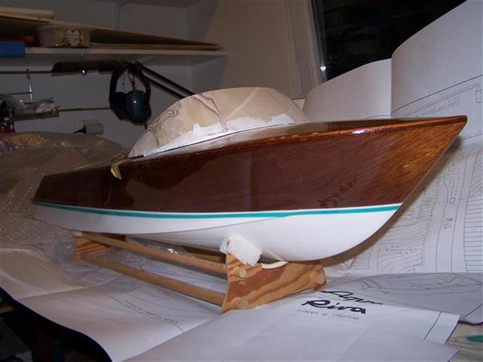 Restaurierung  meiner RIVA Aquarama Spezial RK_100_4975