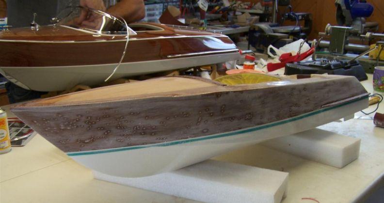 Restaurierung  meiner RIVA Aquarama Spezial RK_8_100_3071